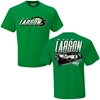 Kyle Larson 2021 NationsGuard 2-Spot Graphic Tee Kyle Larson, shirt, nascar playoffs