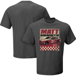 *Preorder* Matt DiBenedetto 2020 Motorcraft Darlington Throwback Shirt Matt DiBenedetto, shirt, nascar playoffs