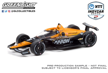 *Preorder* Pato O Ward / Arrow McLaren SP #5 Arrow 1:64 2021 NTT IndyCar Series Pato O Ward,1:64,diecast,greenlight,indy