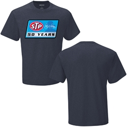 Richard Petty & STP 50 Years Together Vintage Duel T-Shirt Richard Petty, STP, NASCAR Cup