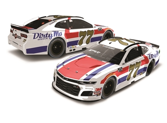 *Preorder* Ross Chastain Autographed 2020 Dirty Mo Media Darlington Throwback 1:24 Color Chrome Nascar Diecast Ross Chastain, Nascar Diecast,2020 Nascar Diecast,1:24 Scale Diecast, pre order diecast