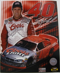 Sterling Marlin #40 Coors Light 8 X 10 Photo #01 Sterling Marlin #40 Coors Light 8 X 10 Photo