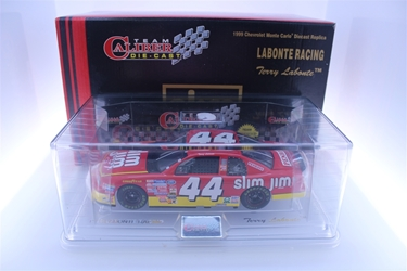 Terry  Labonte #44 1999 Slim Jim  1:24 Team Caliber Nascar Diecast Terry  Labonte #44 1999 Slim Jim  1:24 Team Caliber Nascar Diecast