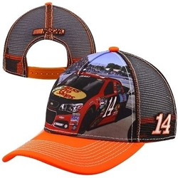Tony Stewart 2013 The Game Fall Sublimated Hat Tony Stewart nascar diecast, diecast collectibles, nascar collectibles, nascar apparel, diecast cars, die-cast, racing collectibles, nascar die cast, lionel nascar, lionel diecast, action diecast, university of racing diecast, nhra diecast, nhra die cast, racing collectibles, historical diecast, nascar hat, nascar jacket, nascar shirt