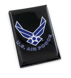 "US AIR FORCE 2"" X 3"" MAGNET Air Force, USAF, Magnet, military"